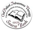 Logo for Outpatient Intravenous Therapy (OPIT) Source Book